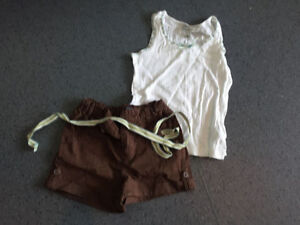 Tommy Hilfiger sz6 shorts outfit