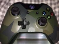 xbox one controller camoufflage