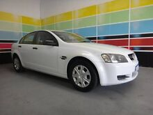 2007 Holden Commodore VE MY08 Omega White 4 Speed Automatic Sedan Wangara Wanneroo Area Preview