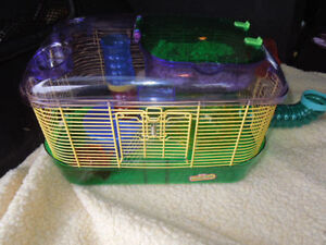 Critter Trail Cage