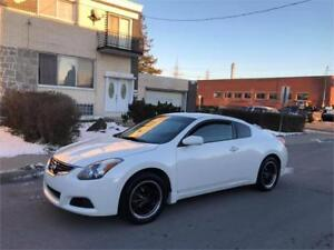 2012 nissan altima 2.5s- AUTOMATIC- 123km- COUPE SPORT- WAW**