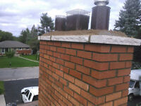 Masonry, Chimney, And Cement