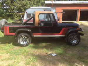 1983 Jeep Other SE cj8 scrambler