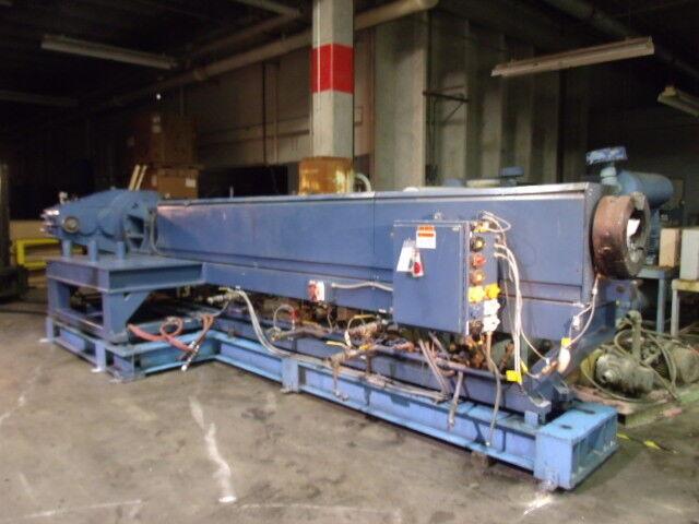 "Battenfeld Gloucester Hydrocool 6"" Extruder - Model 60400B3  34/1"