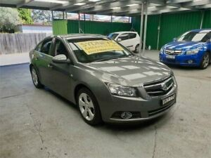 2009 Holden Cruze JG CDX Grey 6 Speed Sports Automatic Sedan Croydon Burwood Area Preview