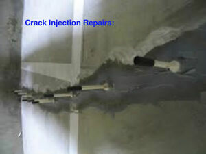 Basement Crack Repair, Inside Waterproofing  $399 - 905-517-1411