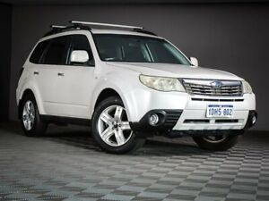 2009 Subaru Forester S3 MY09 XS AWD White 4 Speed Sports Automatic Wagon Maddington Gosnells Area Preview