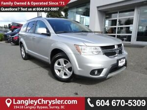 2011 Dodge Journey SXT *ACCIDENT FREE * LOCAL BC CAR *