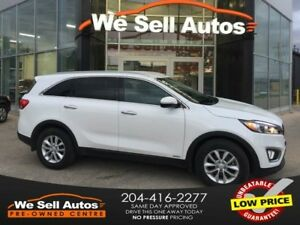 2017 Kia Sorento 2.4L LX 4dr All-wheel Drive *HTD SEATS* PARK AS