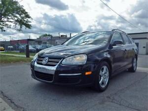 RARE VW JETTA WAGON! 5-SPEED MANUAL! PANO ROOF! CERTIFIED!