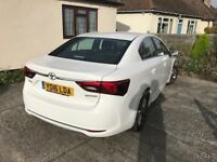 Toyota Avensis Business edition 1.6 D-4D Diesel 16 months Old