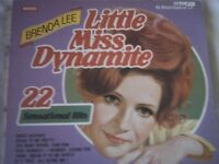 Vinyl LP Little Miss Dynamite – Brenda Lee Warwick WW 5083