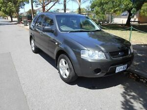 2008 Ford Territory SY TS Grey 4 Speed Sports Automatic Wagon Somerton Park Holdfast Bay Preview