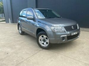 2007 Suzuki Grand Vitara JB Type 2 Trekker Wagon 5dr Auto 5sp 4x4 2.0i Blue Automatic Wagon Villawood Bankstown Area Preview