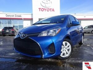 2016 Toyota Yaris LE AUTO 29000KM / CLEAN CARFAX/ 1 OWNER/TOYOTA