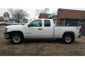2013 GMC Sierra 4X4 1500 EXT CAB SHORT BOX 3 TO CHOOSE