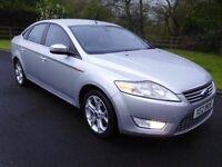 2009 FORD MONDEO 2.0 TDCI TITANIUM ### TOP OF THE RANGE MODEL ###