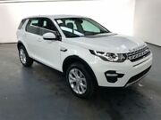 2017 Land Rover Discovery Sport L550 17MY TD4 150 HSE Fuji White Steptronic Wagon Albion Brimbank Area Preview