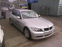 2009 09 reg BMW 318 2.0TD d Edition SE 4 door saloon