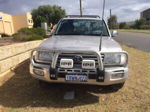 Toyota Landcruiser Sahara 2005 Duel Fuel