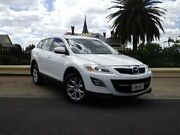 2012 Mazda CX-9 TB10A4 MY12 Classic White 6 Speed Sports Automatic Wagon Medindie Gardens Prospect Area Preview