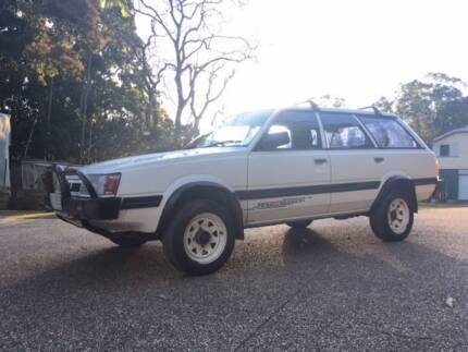 1993 Subaru L Series GL Sportswagon