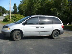 2002 Dodge Fourgonnette