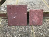 MARLEY CONCRETE ROOF TILES- could also be used for garden border edges