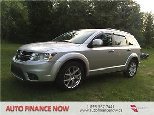2012 Dodge Journey TEXT EXPRESS APPROVAL TO 780-708-2071