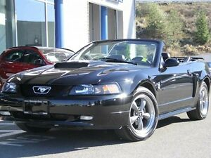 2004 Ford Mustang 40th Anniversary | Automatic | Convertible | M