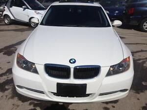 2008 BMW 3 Series 328i  PW,PL,HS,A/C,SUNROOF,LEATHER E TEST pass