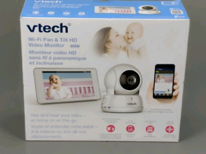 BRAND NEW VTech VM991  HD Video Baby Monitor with Wi-Fi and Pan