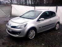 Renault Clio 2007 1.4 petrol cheap ,new shape, look nice!