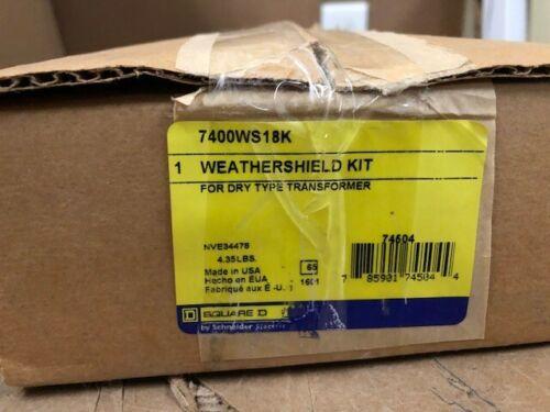 Square D 7400WS18K weathershield kit