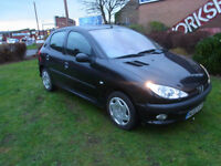 Peugeot 206 1.4 auto LX PX Swap Anything considered