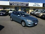 2009 Hyundai i30 FD MY09 SX Blue 4 Speed Automatic Hatchback Wangara Wanneroo Area Preview