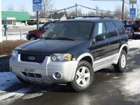 2006 Ford Escape Hybrid SUV Leather