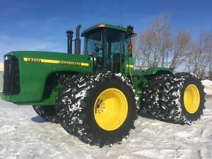 John Deere 9300 4WD Tractor for sale! Low Hours! $95,000.00