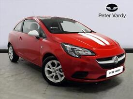 2017 VAUXHALL CORSA HATCHBACK SPECIAL E