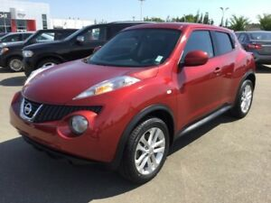 2011 Nissan JUKE SV FWD Accident Free,  Bluetooth,  A/C,  Accide