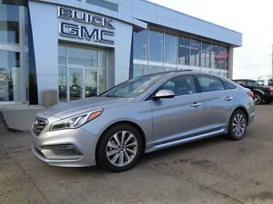 2015 Hyundai Sonata Sport - Leather, Sunroof