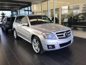 2011 Mercedes-Benz GLK-CLASS GLK 350 4MATIC, Heated Leather Seat