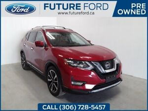 2017 Nissan Rogue SL Platinum | Safety Features | Moonroof | Ada