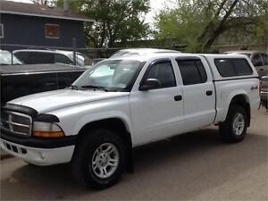 2004 Dodge Dakota Sport $4995 MIDCITY 1831 SASK AVE