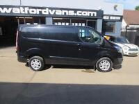 2014 Ford Transit Custom Limited 2.2TDCi 125ps L1H1 SWB LR *Fully Loaded* Diesel