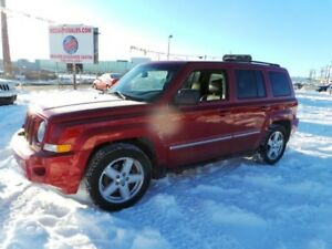 2010 Jeep PATRIOT Limited For Sale Edmonton