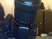 Urgent Sale - Canon EOS700D with EFS 18-135mm Image Stabilizing Lens