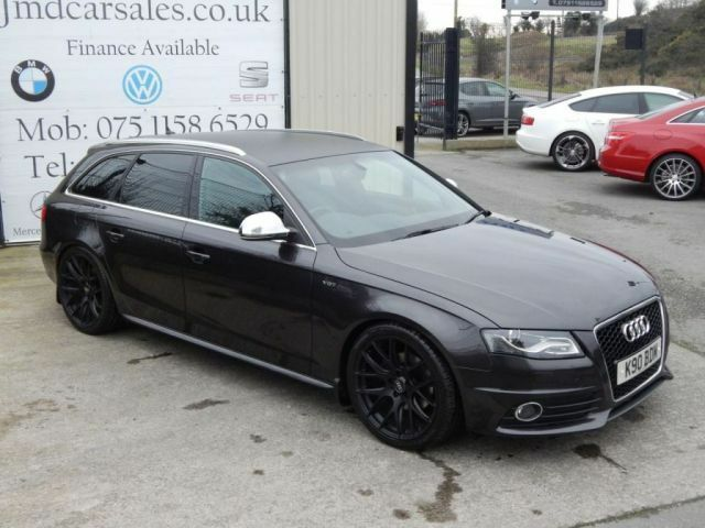 audi a4 2 0 avant tdi s line 141bhp 5dr hatchback rs4 grey 2009 in newry county down. Black Bedroom Furniture Sets. Home Design Ideas
