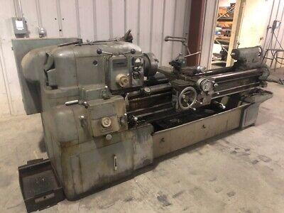 Monarch Engine 1610x54 Lathe Video In Description