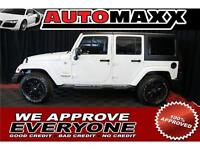 2015 Jeep WRANGLER UNLIMITED Sahara $219 Bi-Weekly! APPLY NOW DR
